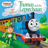 Cover image for Thomas and the leprechaun