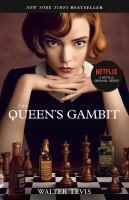 Cover image for The queen's gambit