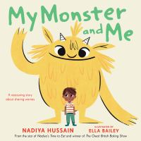 Cover image for My monster and me