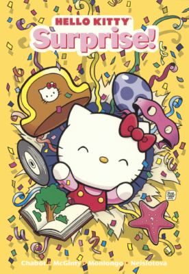 Cover image for Hello Kitty. Surprise!