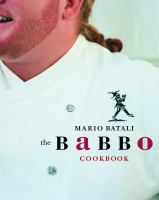 Cover image for The Babbo cookbook