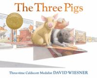Cover image for The three pigs
