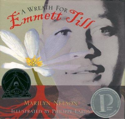 Cover image for A wreath for Emmett Till