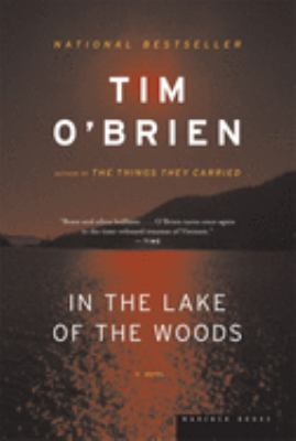 Cover image for In the Lake of the Woods
