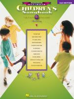 Cover image for Ultimate children's songbook : 66 fun songs for kids.