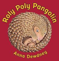 Cover image for Roly Poly pangolin