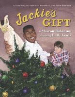 Cover image for Jackie's gift