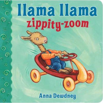 Cover image for Llama Llama zippity-zoom
