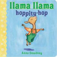 Cover image for Llama Llama hoppity-hop