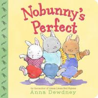 Cover image for Nobunny's perfect