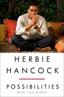 Cover image for Herbie Hancock : possibilities
