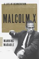 Cover image for Malcolm X : a life of reinvention