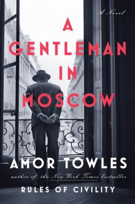 Cover image for A gentleman in Moscow