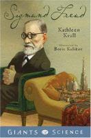 Cover image for Sigmund Freud
