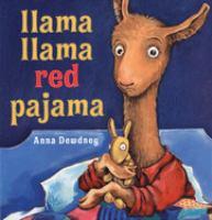 Cover image for Llama llama red pajama