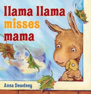 Cover image for Llama Llama misses Mama