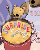 Cover image for Surprise soup