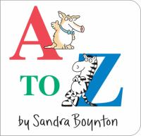Cover image for A to Z