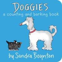 Cover image for Doggies : a counting and barking book