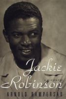 Cover image for Jackie Robinson : a biography