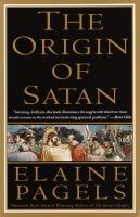 Cover image for The origin of Satan