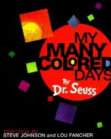 Cover image for My many colored days