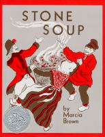 Cover image for Stone soup : an old tale