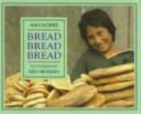 Cover image for Bread, bread, bread