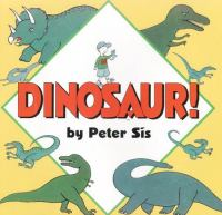 Cover image for Dinosaur!