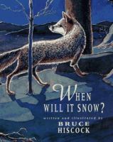 Cover image for When will it snow?