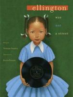 Cover image for Ellington was not a street