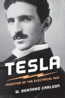 Cover image for Tesla : inventor of the electrical age
