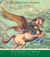 Cover image for The magician's nephew