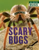 Cover image for In focus ... scary bugs