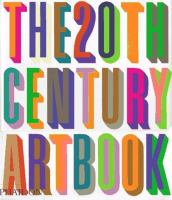 Cover image for The 20th-Century art book.