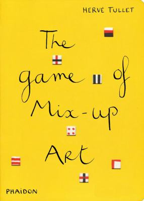 Cover image for The game of mix-up art