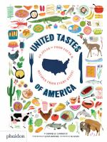Cover image for United tastes of America