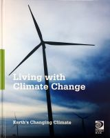 Cover image for Living with climate change.