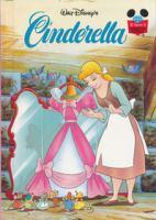 Cover image for Walt Disney's Cinderella.