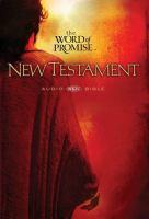 Cover image for The word of promise : New Testament audio Bible.