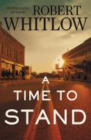Cover image for A time to stand