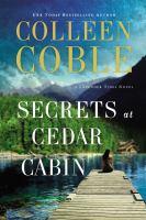 Cover image for Secrets at Cedar Cabin