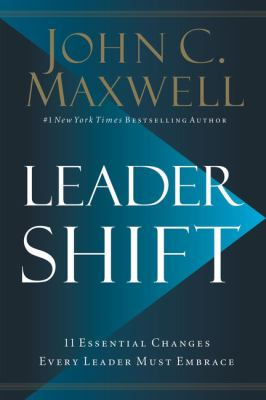 Cover image for Leadershift : the 11 essential changes every leader must embrace