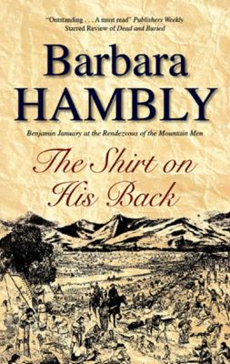 Cover image for The shirt on his back : a Benjamin January novel
