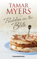 Cover image for Puddin' on the blitz