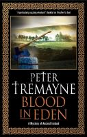 Cover image for Blood in Eden : a mystery of ancient Ireland