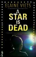 Cover image for A star is dead