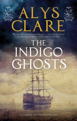 Cover image for The indigo ghosts