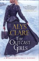 Cover image for The outcast girls