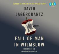 Cover image for Fall of man in Wilmslow